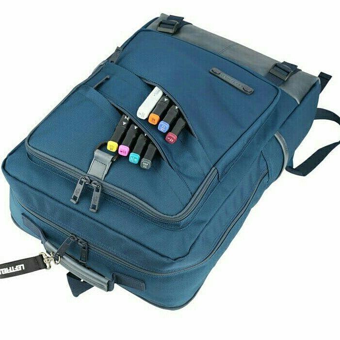Рюкзак Leftfield 121 полиэстер синий