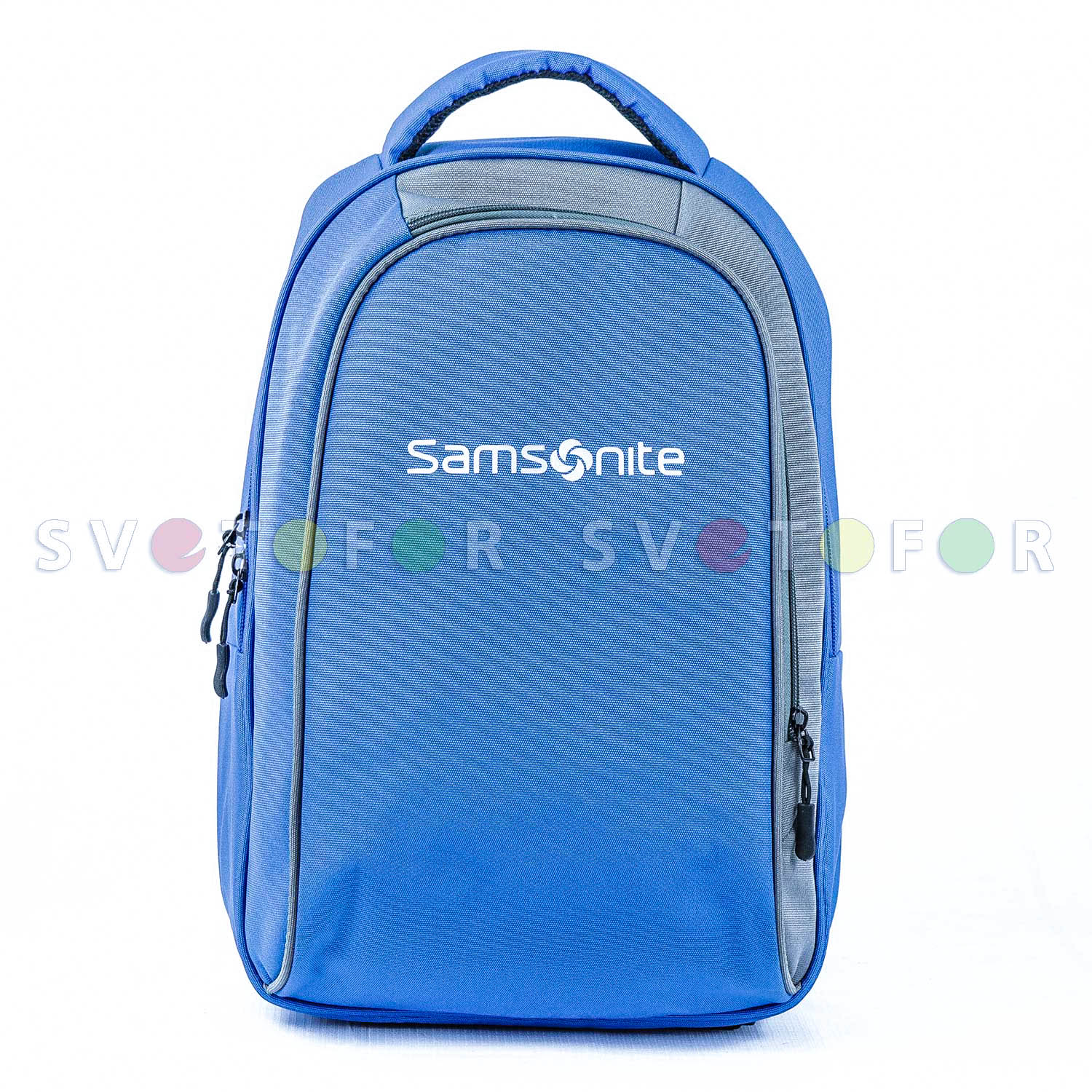 Школьный рюкзак Samsonite 7943 полиэстер синий