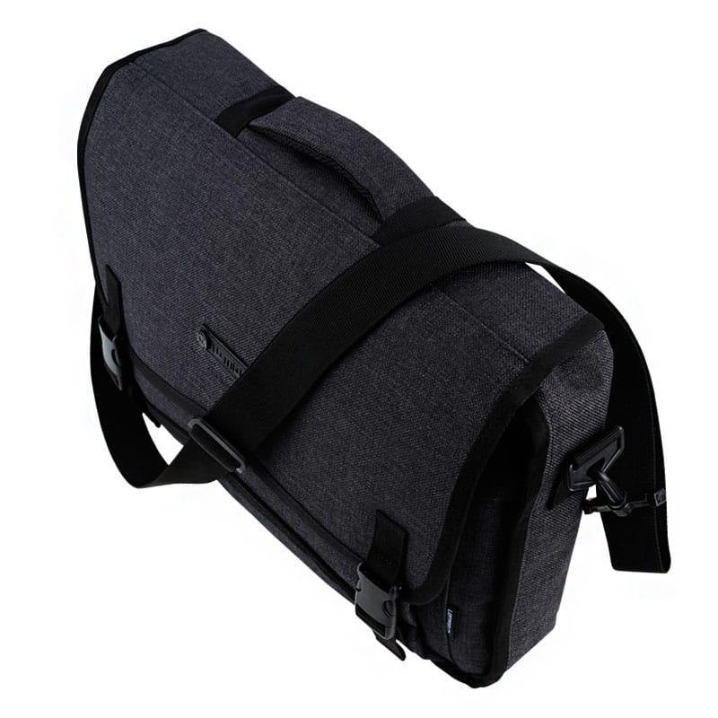 Сумка рюкзак для ноутбука Leftfield 389 полиэстер черный