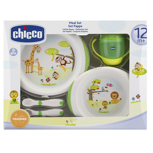 Набор посуды Chicco Set Pappa 12+ (06833.00)
