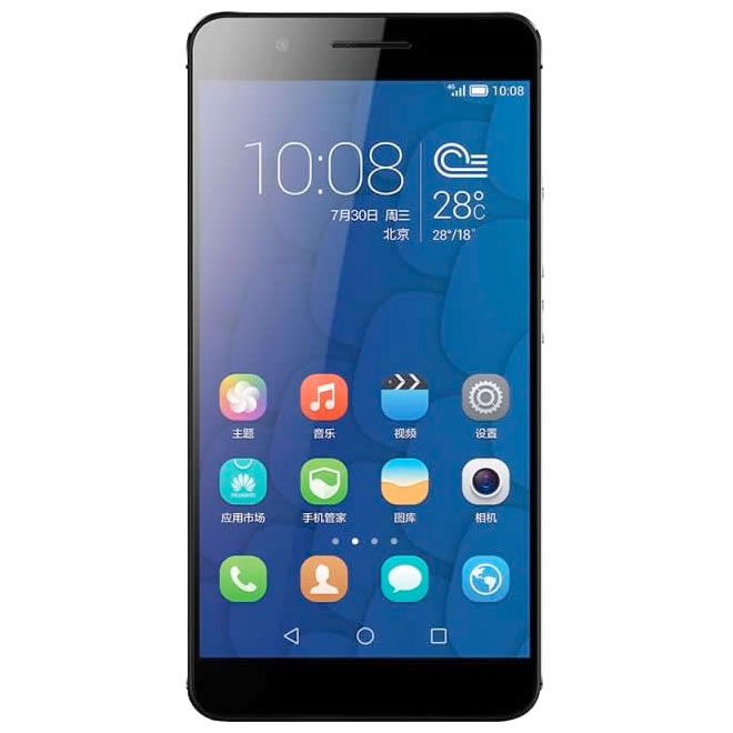 Huawei Honor 6 Plus 16Gb черный