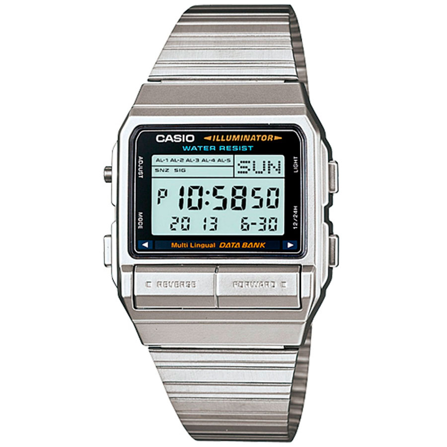 Часы унисекс Casio DB-380-1DF