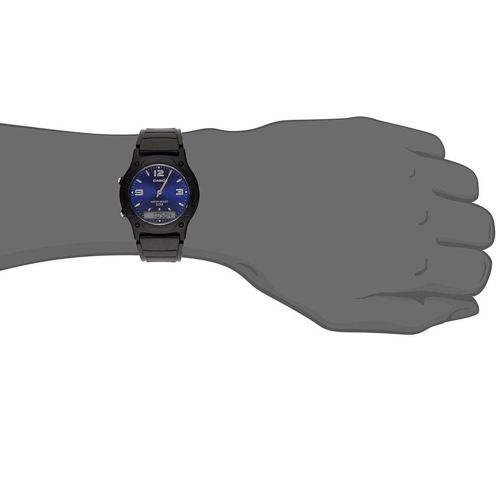 Мужские часы Casio AW-49HE-2AVDF