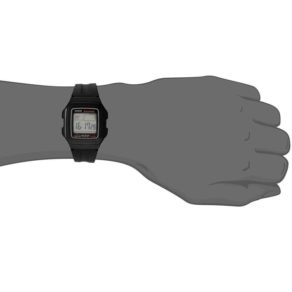 Мужские часы Casio F-201WA-1ASDF