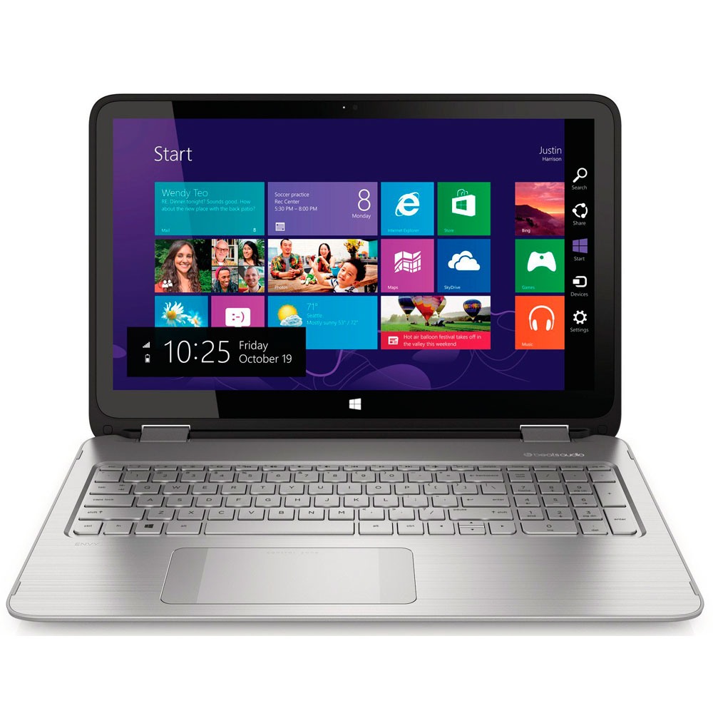 Driver UPDATE: HP ENVY 15-w154nr