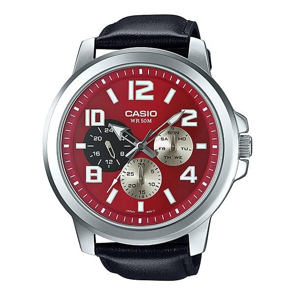 Мужские часы Casio MTP-X300L-4AVDF