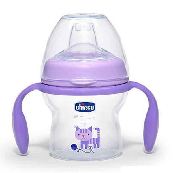 Бутылочка Chicco Natural Feeling Girl 150 мл 807171
