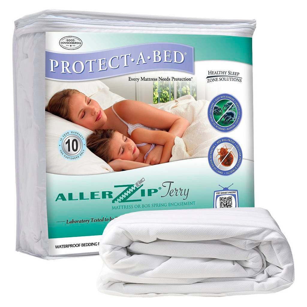 Чехол Protect-a-Bed AllerZip Terry 200*180*28