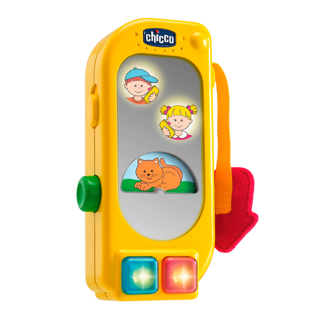 Игрушка Chicco Call and Discover Videophone 70070