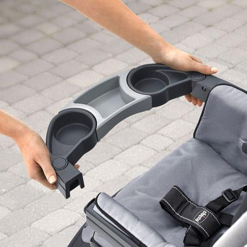 Коляска детская Chicco Neuvo Travel System 2в1 Vapor, прогулочная