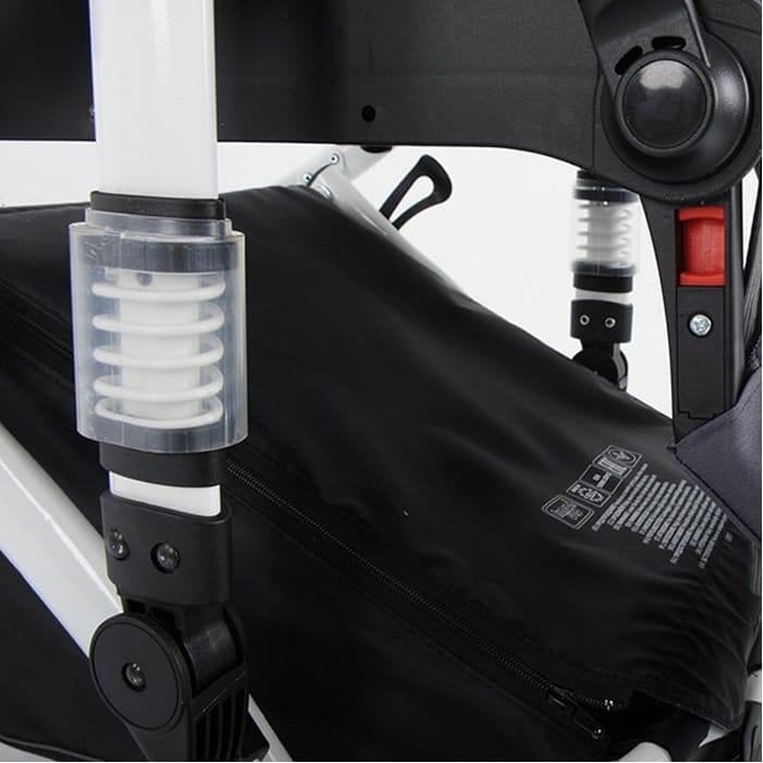 эти фотографии использованы чтобы показать варианты изменения коляски
