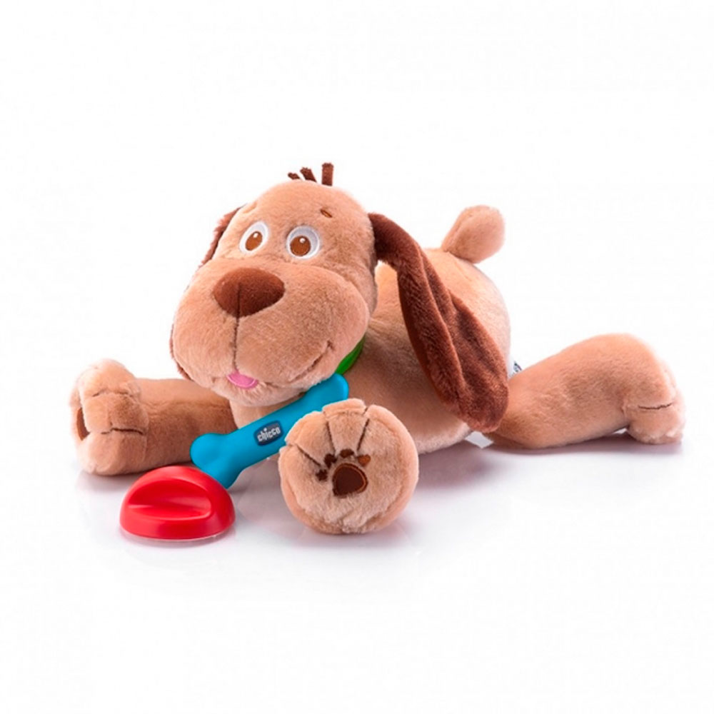 Мягкая игрушка Chicco My First Puppy 67017