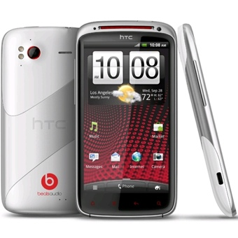 HTC Sensation XE DR Beats Z715e