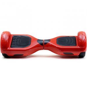 Электрический скутер Smart Balance 6.5 красный (бюджетный вариант)