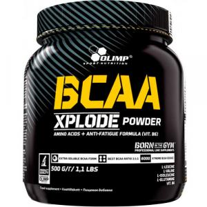 Аминокислота BCAA Olimp Sport Nutrition xplode powder фруктовый пунш