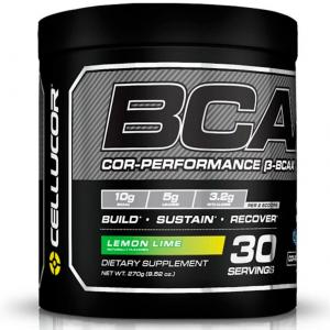 Аминокислота Cellucor BCAA Cor-Performance Beta-BCAA - 30serv лимон лайм