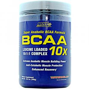 Аминокислота MHP BCAA 10x Leucine Loaded 10:1:1 Complex арбуз