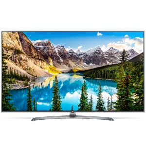 Телевизор LG 55UJ752 Smart TV 4K 55'' черный