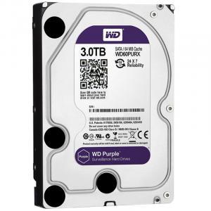 Специализированный жесткий диск HDD HIKVISION WD30PURX-78 3 Tb