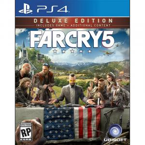 Игра для Sony PS4: Far Cry 5