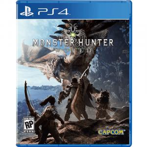 Игра для Sony PS4: Monster Hunter World English