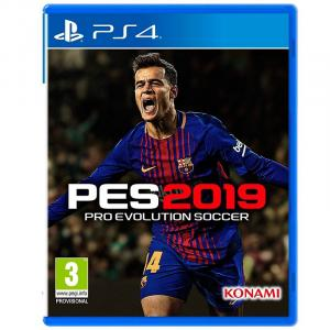 Игра для sony PS4 PES 2019 ENG