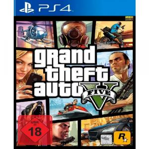Игра для Sony PS4: GTA 5