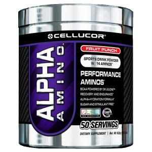Аминокислота Cellucor Alpha Amino 50 servings