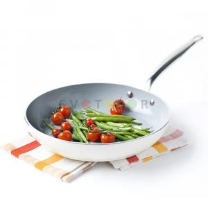 Cковорода Green Pan Barcelona крем-карамель без крышки 24см