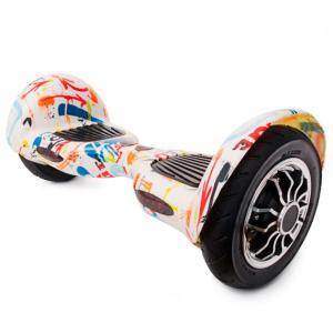 Электрический скутер Smart Balance 10 граффити