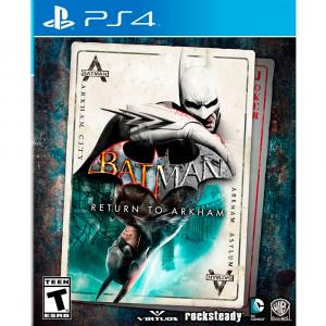 Игра для Sony PS4: Batman: Return to Arkham
