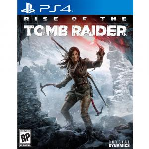 Игра для Sony PS4: Rise of The Tomb Raider