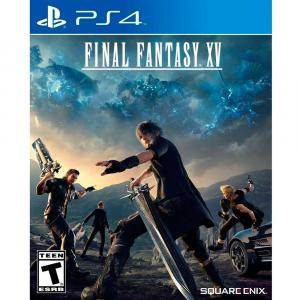 Игра для Sony PS4: Final Fantasy XV