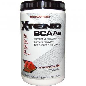 Аминокислота Xtend BCAA blue watermelon 30 порций 416 гр