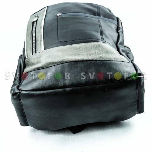 Школьный рюкзак Valtex PU6613 черный