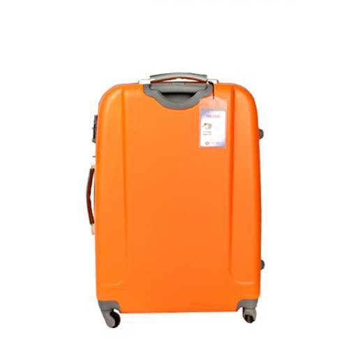 Чемодан Travelcar DS2837-L ABS пластик оранжевый