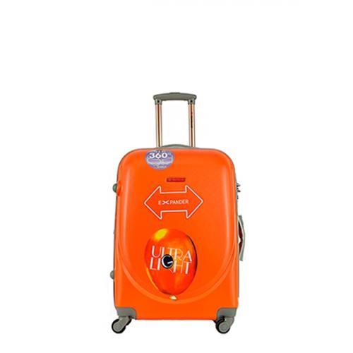 Чемодан Travelcar DS2837-S ABS пластик оранжевый