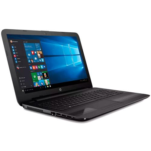 "Ноутбук HP 15-BS098NIA (Intel Celeron N3060 (2M Cache, up to 2.48 GHz) 4GB RAM,500GB HDD,Intel HD Graphics 400,DVDRW,15.6"",Cam,BT,Dos,Eng-Rus) черный"