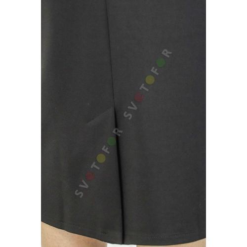 Женская юбка JAN 43853 черная миди