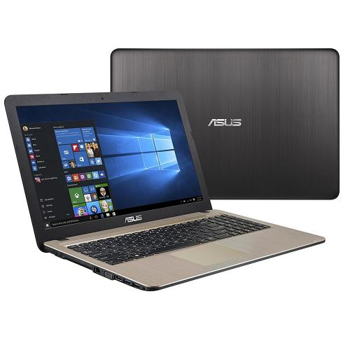 "ASUS X540(Intel Core i3-5005 (3M Cache, 2.00 GHz),4GB RAM,1000GB HDD, 15.6""HD LED LCD,DVD-RW SonicMaster-Stereo Sound,Intel HD Graphics 5500 , Wi-Fi, USB 3.0,HDMI ,HD Webcam,UltraSLIM,Eng-Rus)черный/золотистый"