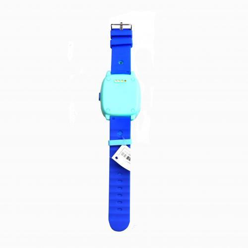 Детские смарт часы с Gps трекером Family Care T7 синий