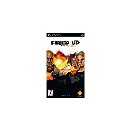 Игра для Sony PSP: Fired up