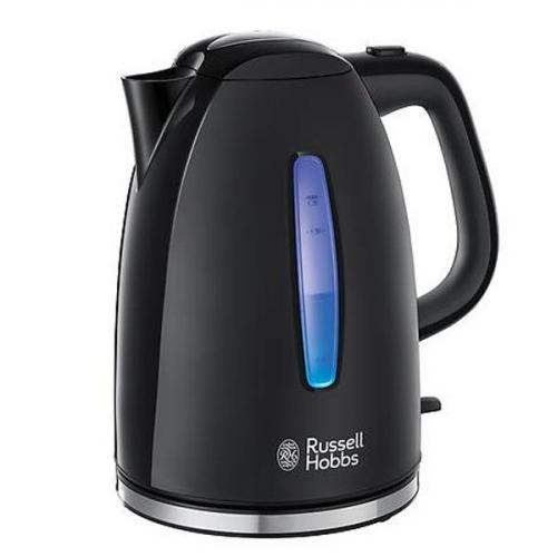 Чайник электрический Russell Hobbs 22591-70 Texture Plus Kettle Black