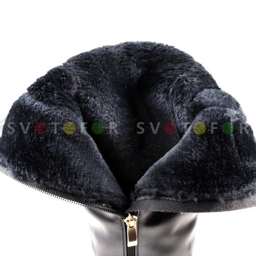 Сапоги Fashion Party A1357 черные