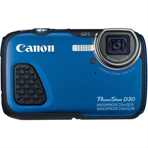 Цифровой фотоаппарат Canon PowerShot D30