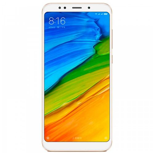 Смартфон Xiaomi Redmi 5 Plus 64 Gb (RAM 4 Gb) Dual Sim gold