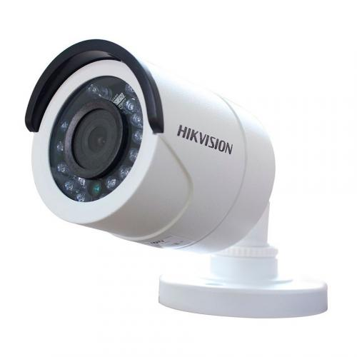 Корпусная камера HIKVISION DS-2CE16C0T-IR 2.8mm Bullet Camera TurboHD