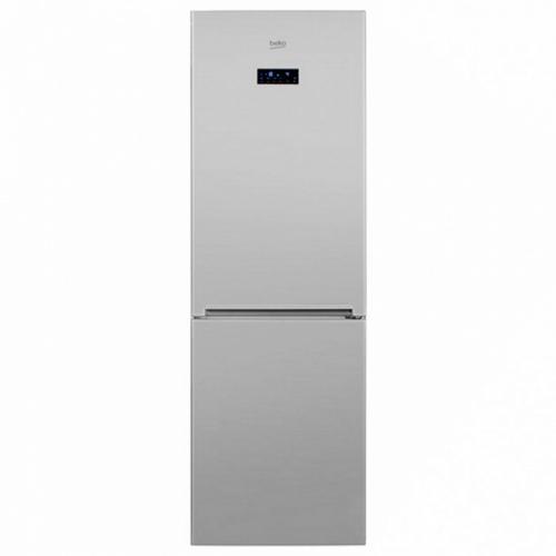 Холодильник двухкамерный BEKO RCNK 365 E20ZХ стальной