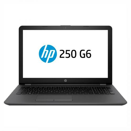 Ноутбук HP 250 G6 (Intel Core i5-7200U (2.5-3.1Ghz),4GB,500GB,AMD Radeon 520 2GB,DVDRW,15.6 Full HD,Cam,DOS,Eng-Rus) серый