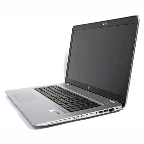Ноутбук HP probook 470 G4 (Intel Core i5-7200U (2.5-3.1Ghz),8GB,1TB,Nvidia Geforce GT 930MX 2GB,DVDRW,17.3,Cam,DOS,BAG,Eng-Rus)